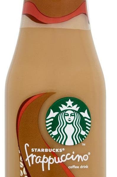 משקה סטארבקס קפה בקבוק זכוכית  1/8  (3752)