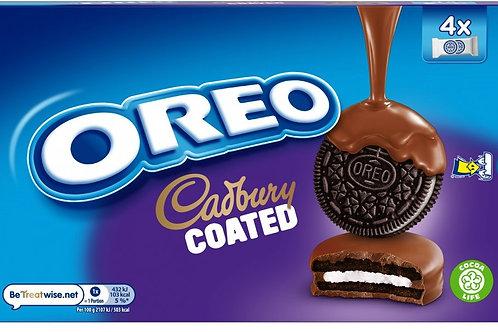 אוראו מצופה שוקולד קדבורי 164 גרם  1/10  (4159)