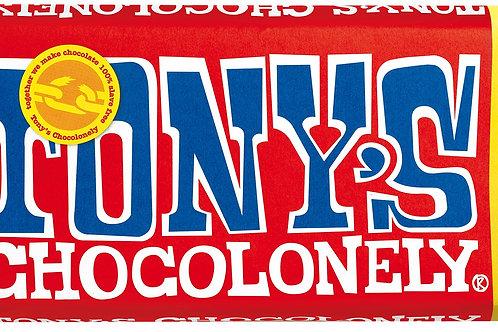 שוקולד טוניז חלב 32% קקאו 180 גרם  1/15  (4154)