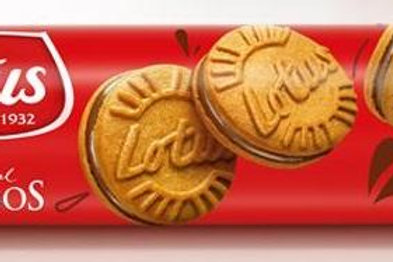 ביסקוויט לוטוס במילוי שוקולד 150 גרם  1/9  (3745)