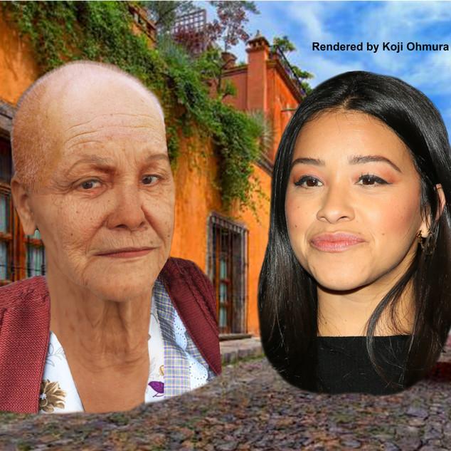 Gina Rodriguez Old Age