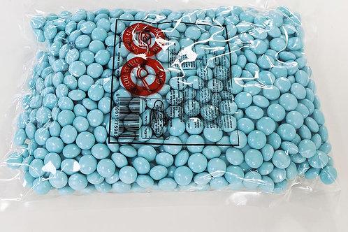 """עדשים בינוני כחול 1 ק""""ג  1/10  (3890)"""