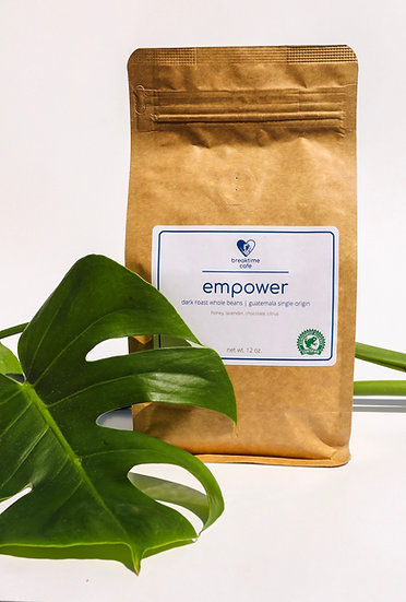 Empower | Dark Roast Coffee
