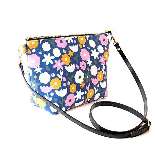 B.O.O.N Bag / Crossbody Bag /Seventies Floral