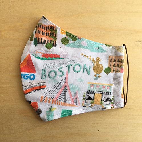 Facemask / Boston / Single