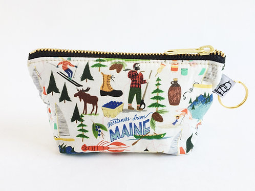 Charlie Change Purse / Maine
