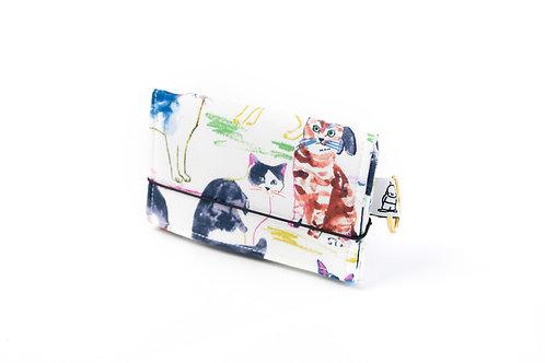 Card Wallet / WC Cat