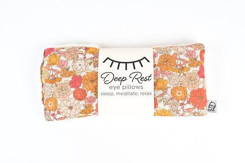 Deep Rest Eye Pillows by Little Man / Liberty