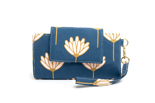 Hercules Cellphone Wallet / Lotus
