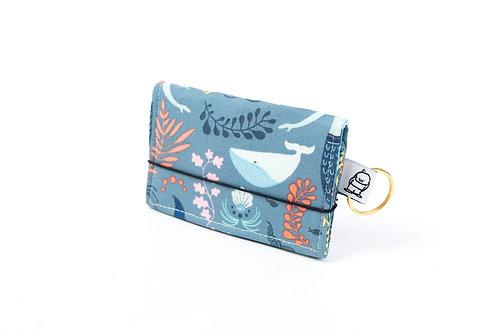 Card Wallet /Mermaid