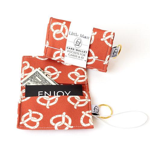 Card Wallet /Pretzel