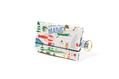 Card Wallet /Maine