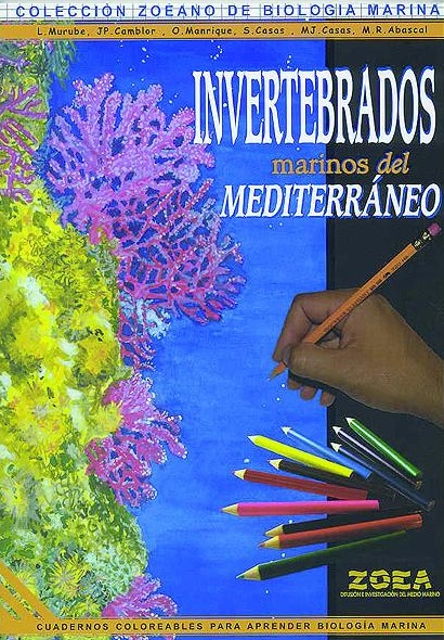 INVERTEBRADOS DEL MEDITERRÁNEO - COL