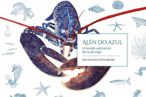 LIBRO: ALÉN DO AZUL
