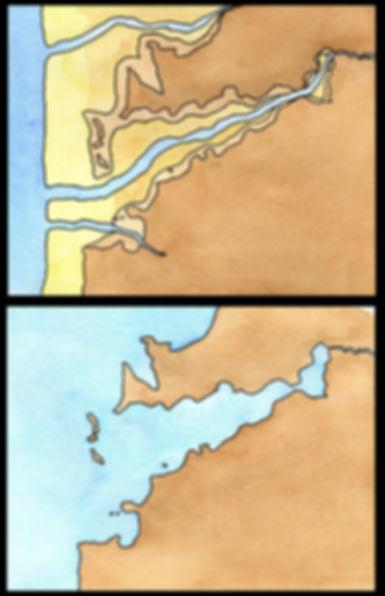 formación Ría de Vigo