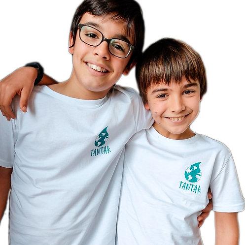 Camiseta TANTAK nen@s