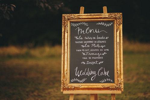 Bespoke Chalkboard Designs