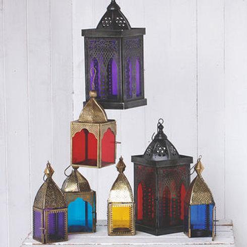 Moroccan Lanterns (Bright)