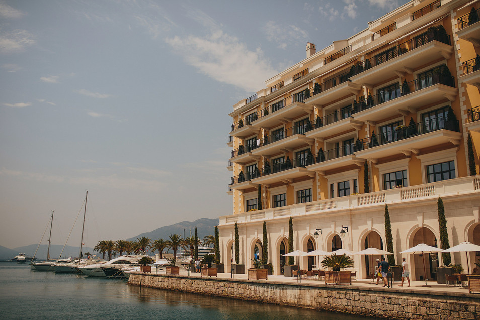 The Regent Hotel, Porto Montenegro