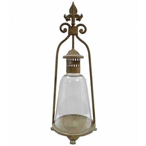 Antique 'Sablé' Hurricane Lanterns
