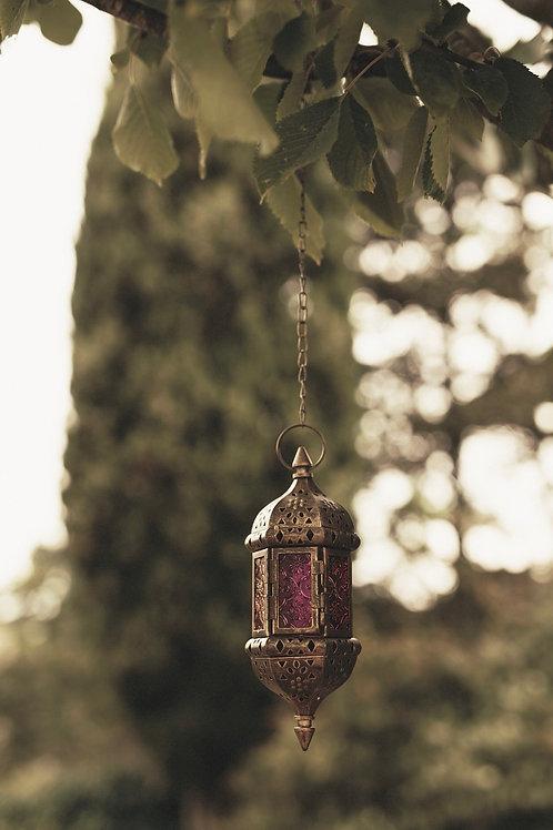 Moroccan Lanterns (Subtle)