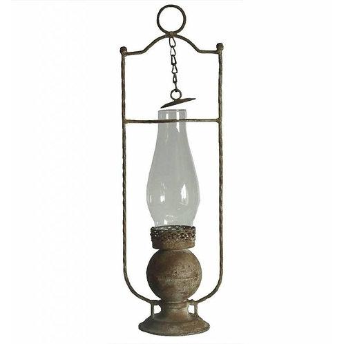Antique Style Slimline Hurricane Lanterns