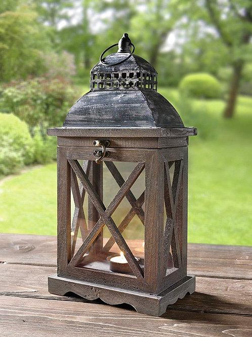 Medium Wooden Lanterns