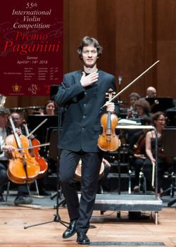O.Pushkarenko Premio Paganini