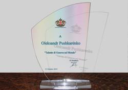 """Premio """"Talento di Genova nel Mondo"""""""
