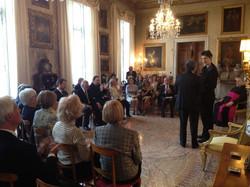 Concerto a Palazzo Pallavicino