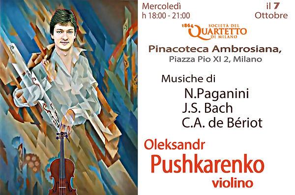 Pushkarenko Sdc Quartetto di Milano 7 Ot