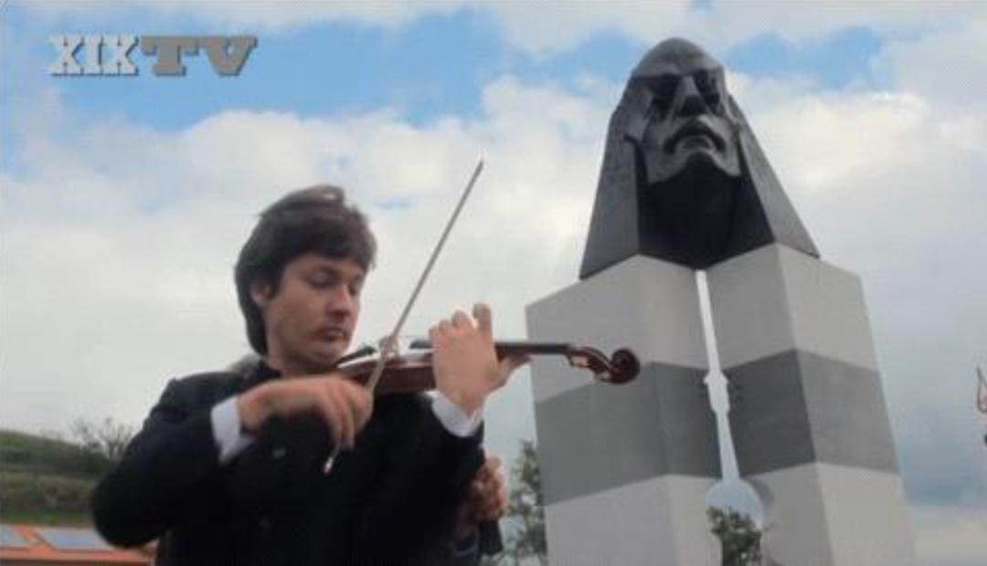 Monumento a Paganini