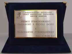 """""""Paganini Premio Straordinario"""""""