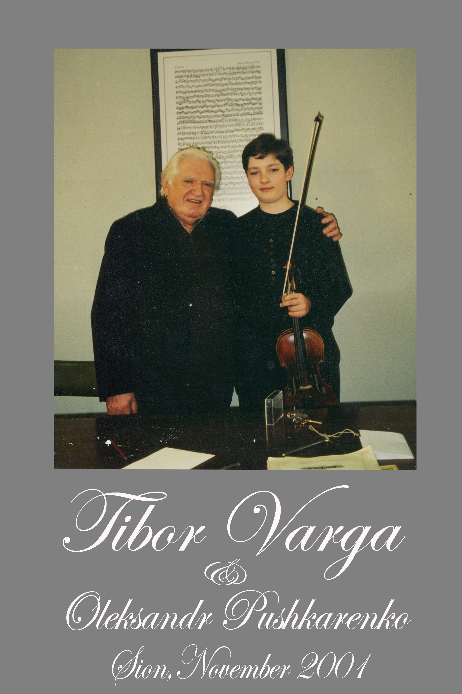 Tibor Varga & O.Pushkarenko