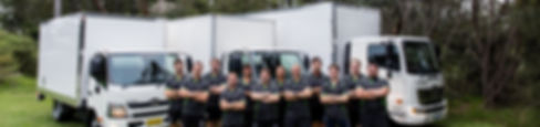 Warringah Furniture Removals Team Photo