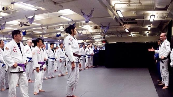8 LIFE LESSONS JIU JITSU TEACHES