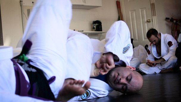 GETTING HEALTHY WITH MARTIAL ARTS: BRAZILIAN JIU JITSU
