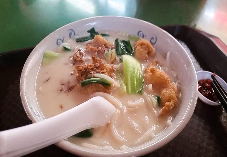 Jin Hua Sliced Fish Bee Hoon