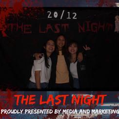 MM The last night