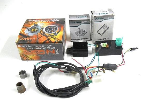 Kit Para Gilera 300 con CD