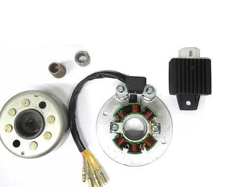 Kit generador universal Gilera sin CDI