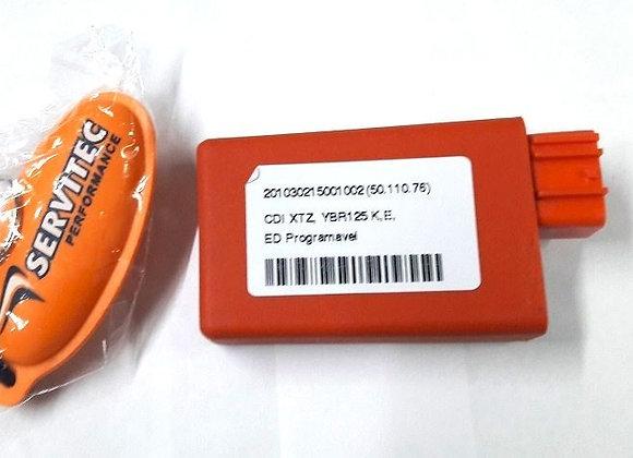 Cdi Programable Para Yamaha XTZ 125 2002/2005