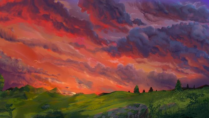 Un cielo rojo portada.png
