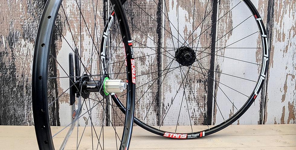 "Stans Arch MK3 Hope Pro 4 Boost 27.5"" MTB wheels"