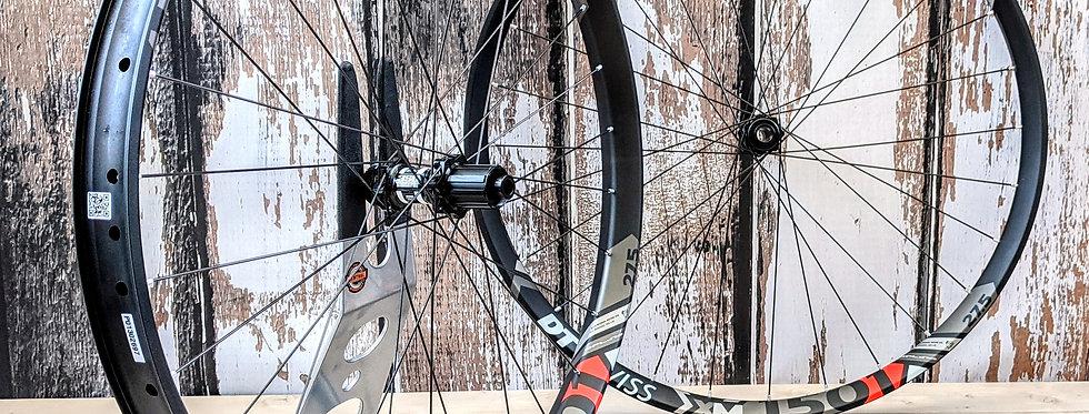 "DT Swiss XM1501 27.5"" 650b/ 350 Boost Handbuilt wheels"