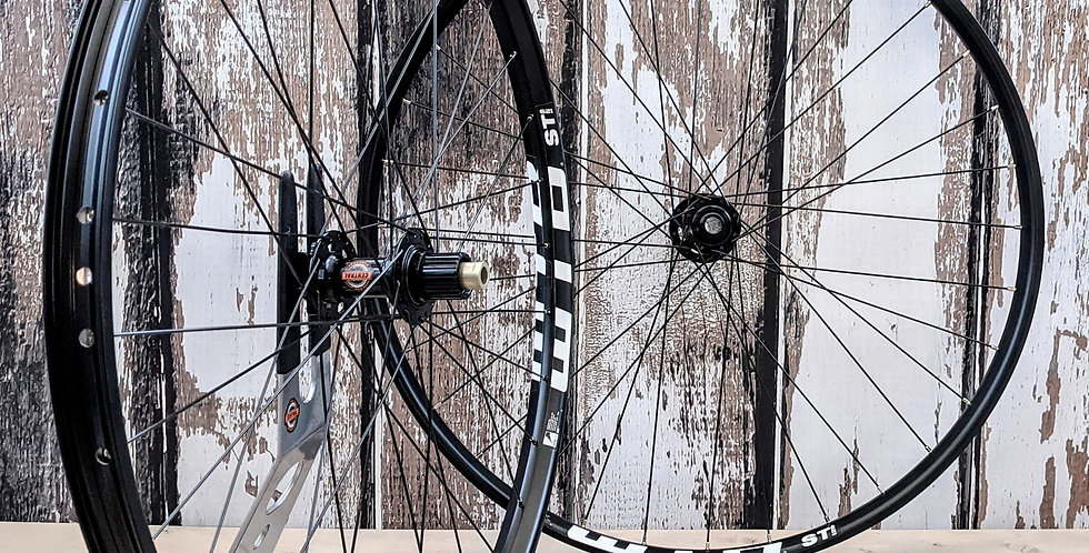 "WTB i29 29"" / Bitex BX211 Boost Handbuilt Wheels"