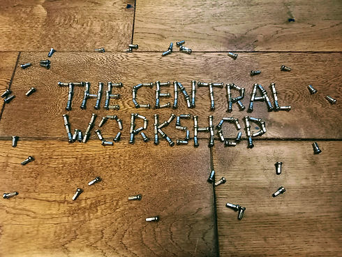 The Central Workshop Welcome