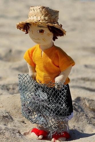 Boneco Pescador P