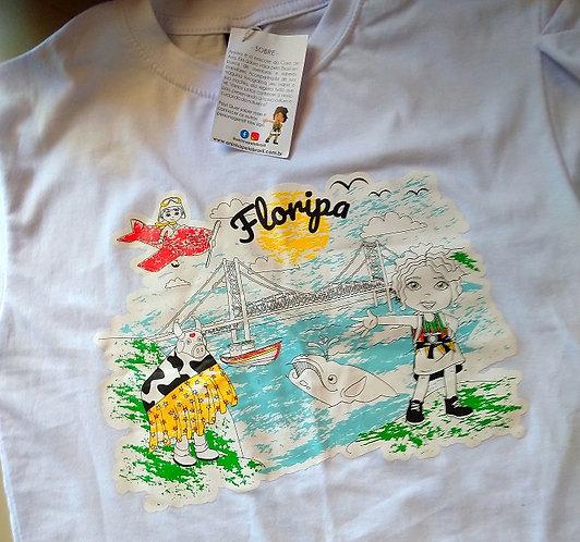 Camiseta Adulto Colorida