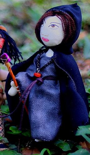 Boneca Bruxa Conceição P